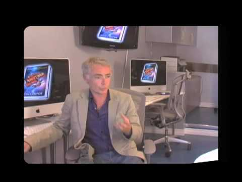 Eoin Colfer discusses writing AND ANOTHER THING