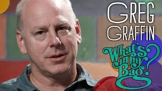 Greg Graffin (Bad Religion) - What's In My Bag?