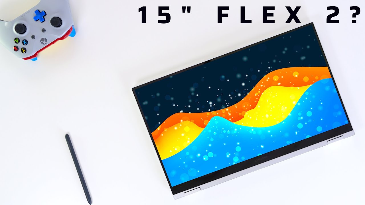 Samsung Galaxy Book Flex 15 - REVIEW - Is it worth upgrading?