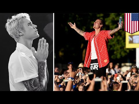 Justin Bieber: The Biebs cancels world tour and is rumored to be starting his own church - TomoNews