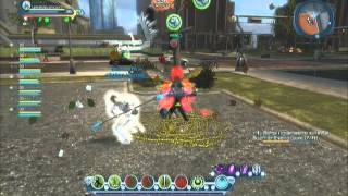 DCUO: Italian Heroes - Operation With a Vengeance (Nature DPS P.O.V.)