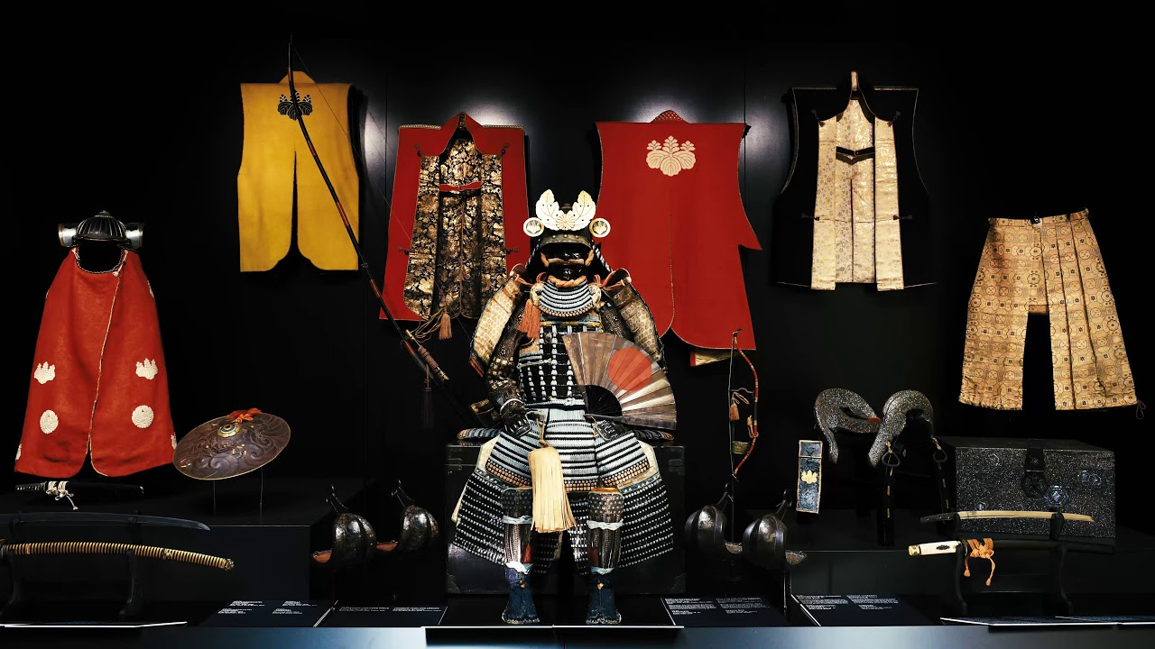 Samurai Kunsthalle Of The Hypo Cultural Foundationkunsthalle Of
