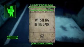 Fallout 4 - U.S. Covert Operations Manual, Lexington