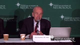 Management of an Unprovoked First Seizure in Adults: Press Conference