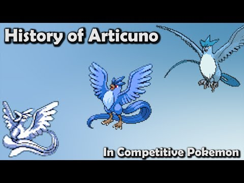How GOOD was Articuno ACTUALLY? - History of Articuno in Competitive Pokemon (Gens 1-6)