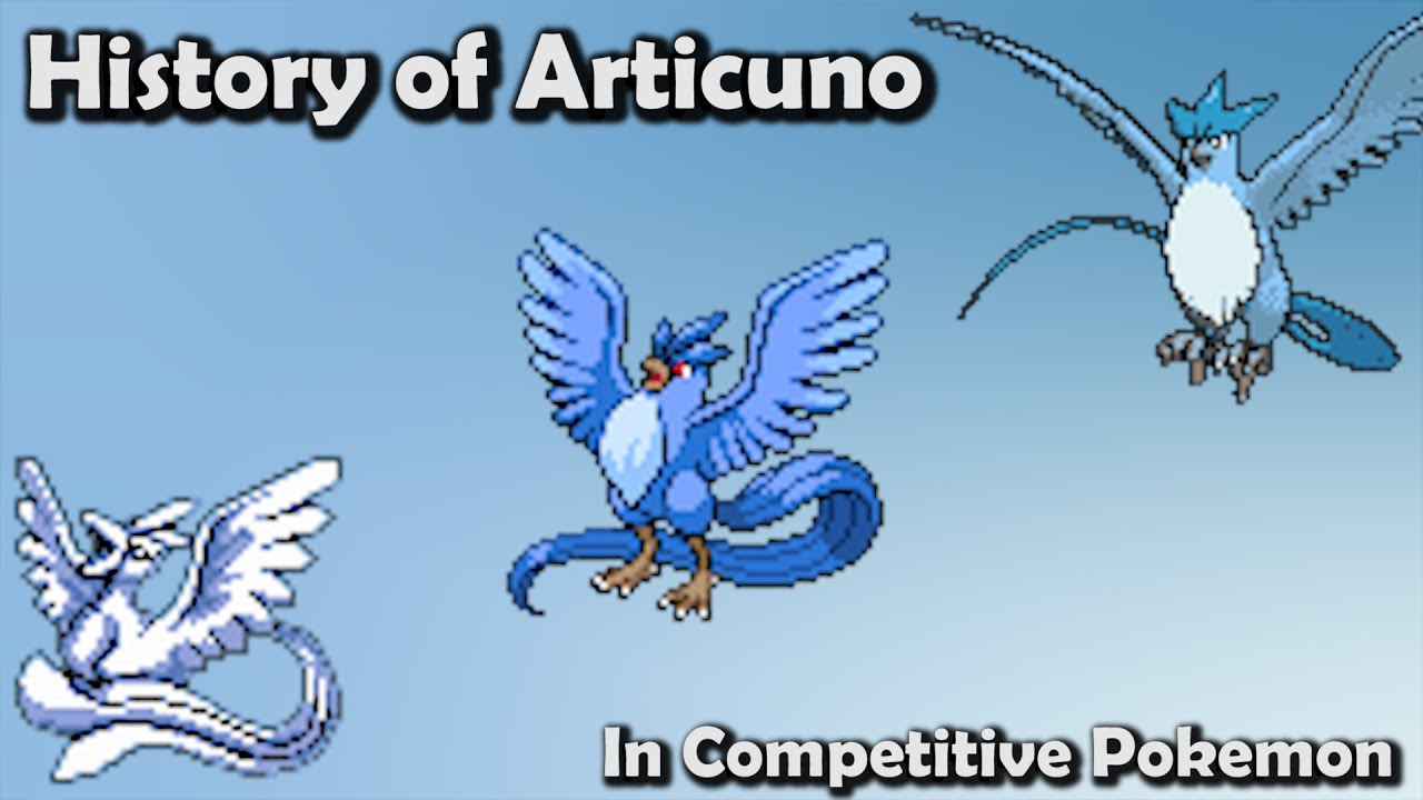 Good Nature For Articuno