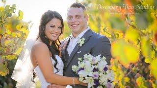 Newberry Estate Vineyards Wedding Kori & Matt