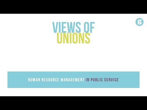 Views of Unions
