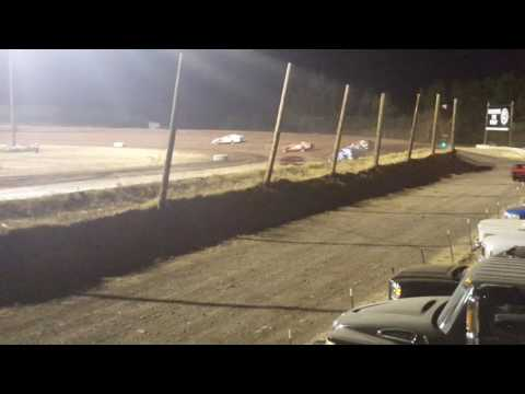 Southern Oregon Speedway 9-17-2016 sport mod main