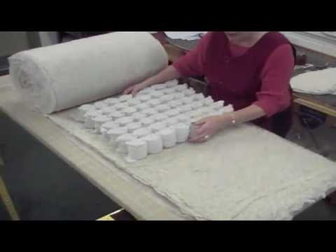 How to Make your own Interior Sprung Cushion | Part 2 of 2