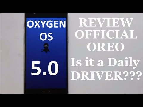 OXYGEN OS 5.0 Review!!!!! Battery Backup/Features/BenchMark Test