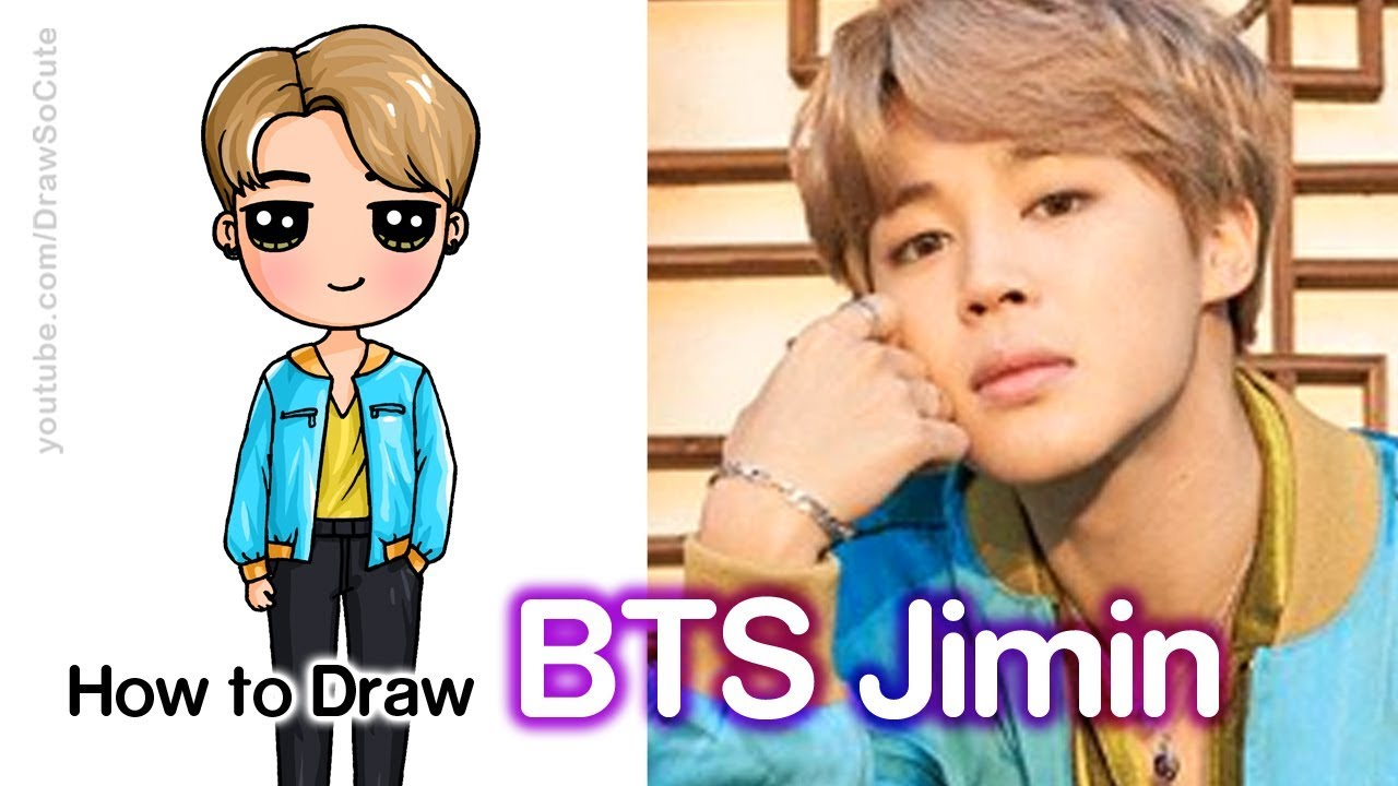 Animated images of jin bts