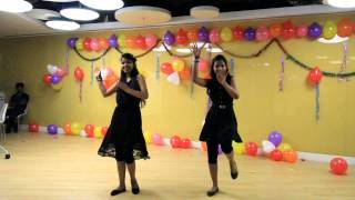 Girls like to Swing-Dance Performance