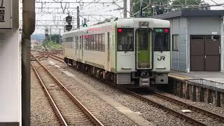 JR八高•川越線 高麗川にて / JR Hachiko & Kawagoe Line Trains @ Komagawa Station