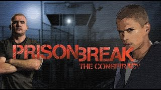 Prison Break: The Conspiracy Walkthrough HD - Solve the Mystery - Part 1 [Chapter 1]