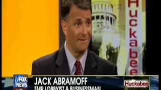 Jack Abramoff - Lobbyists and Corruption in Politics (Fox News)