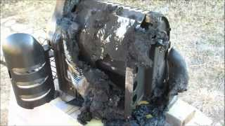 Part 2 Heater Fire....What Went Wrong??