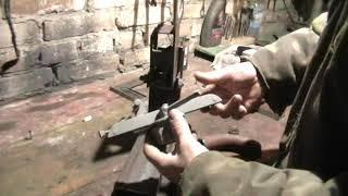 Станок  для заточки цепей своими руками ч.1