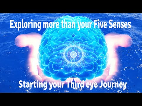 6th Sense healing and opening your 3rd Eye