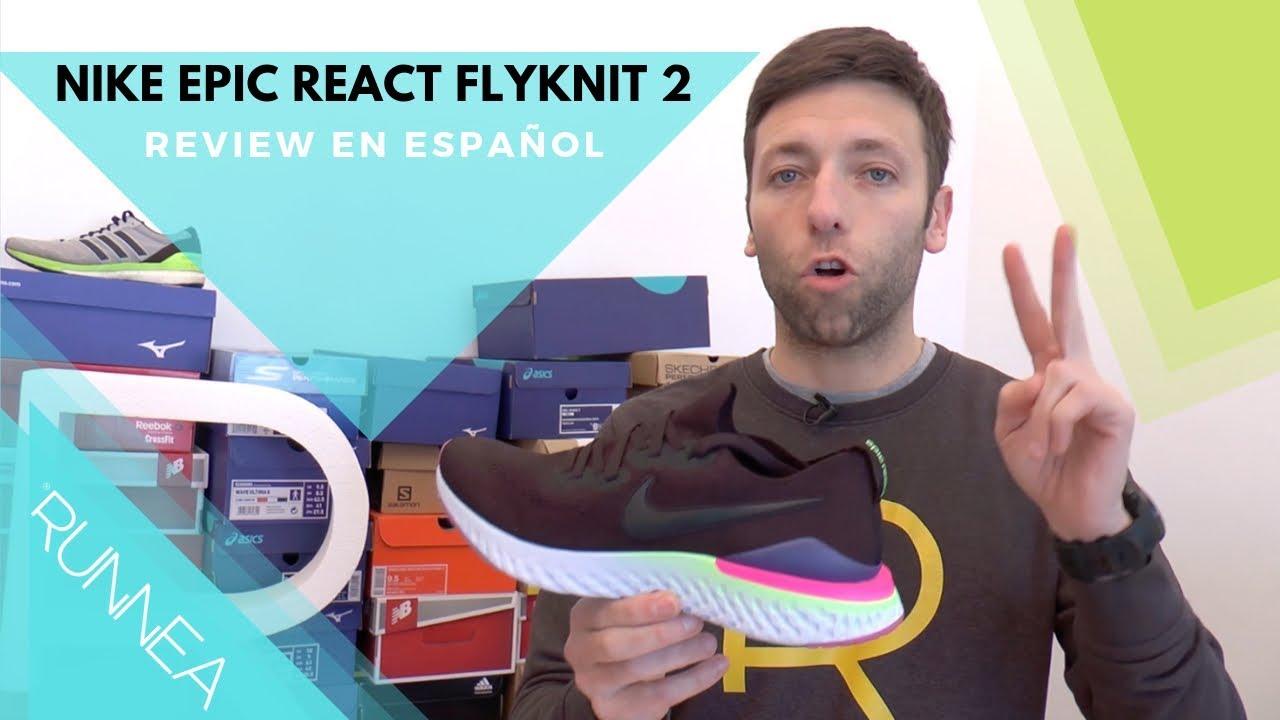 Nike Epic React 2.0 by FC Barcelona Edición Especial