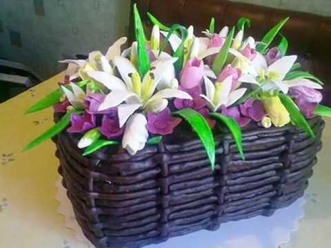 Видео Сказочные торты на свадьбу