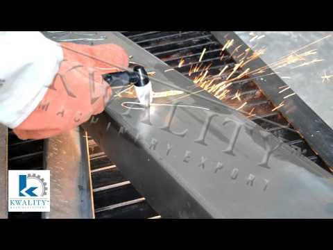 Air Plasma Cutter | No Gas | 6 - 18 mm