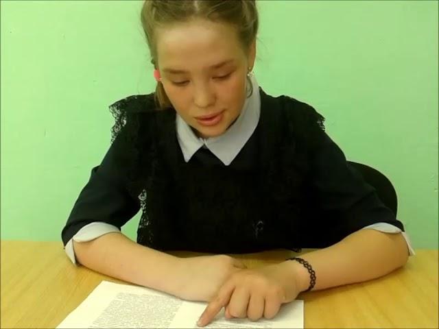 Изображение предпросмотра прочтения – АлександраДолматова читает произведение «Молния» А.И.Солженицына