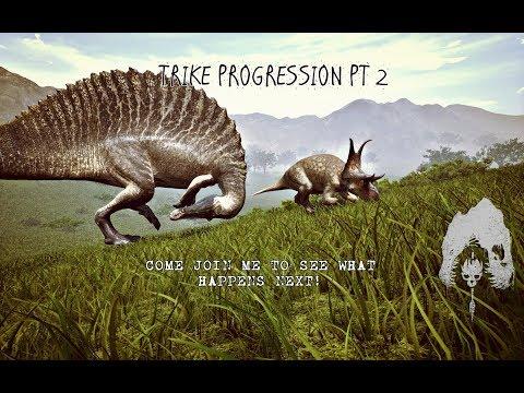 TRIKE PROGRESSION! PT. 2 | Rogue.Realism: The Isle