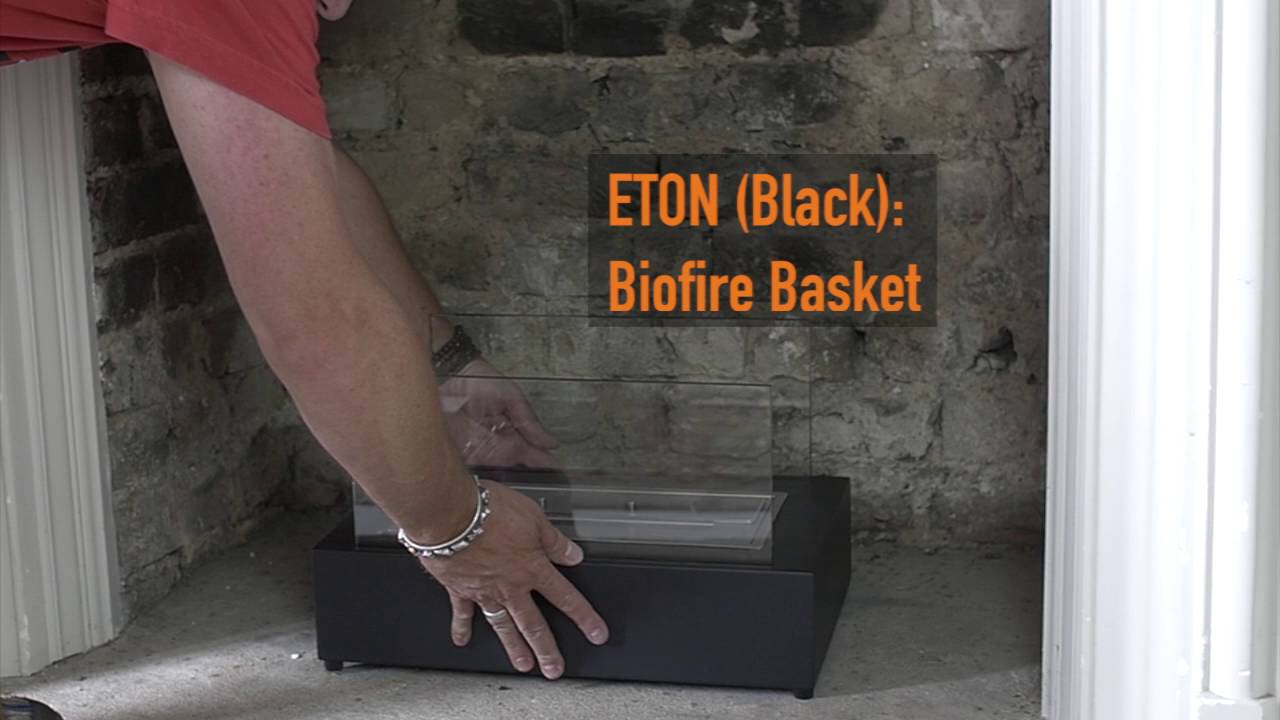 how to install a bio ethanol fireplace youtube