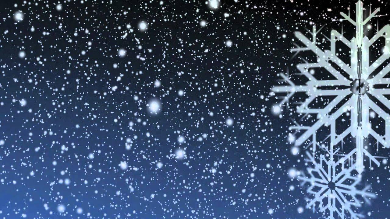 Белые картинки новый год снегопад