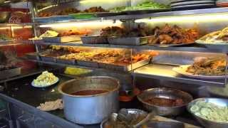 The best Nasi Kandar in Penang / Line Clear