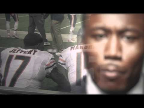 Brandon Marshall | Football Is Family | NFL