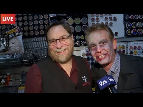 The Masters of Halloween - Reinke Brothers with Steve Spangler