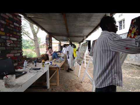 Ivuka Arts Centre, Kigali, Rwanda