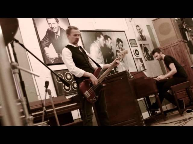 Blues Power Band - Memphis Sun Studio Session - Vinyl
