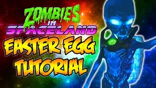 INFINITE WARFARE ZOMBIES - FULL EASTER EGG TUTORIAL GUIDE WALKTHROUGH (ZOMBIES IN SPACELAND) thumbnail