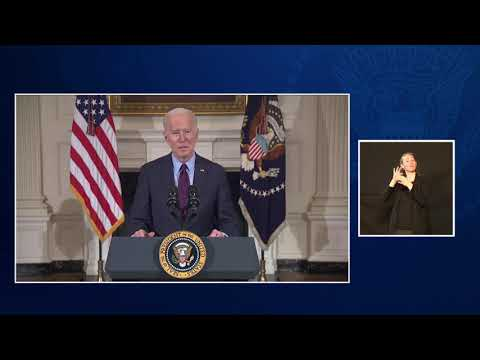 President Biden Delivers Remarks on the State of the Economy & the Need for the American Rescue Plan