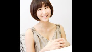 透明感の美しさがステキな麻生久美子さん。CMやテレビでみる和服姿をま...