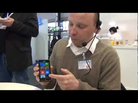 Huawei Ascend W1 | CeBIT SneakPreview 2013