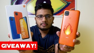 Redmi 9C Unboxing | Giveaway Yes Karoon ?