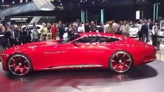 "Vision Mercedes-Maybach 6  ""Парижский автосалон"" (live)"