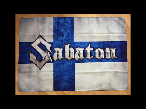 Sabaton - White Death (Sir Frost Instrumental Cover)