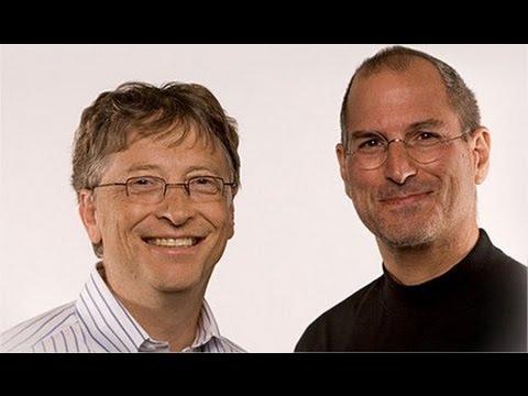 Steve Jobs e Bill Gates Juntos (Documentário Completo PT-BR)