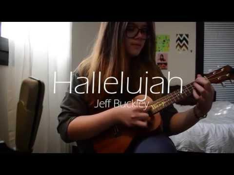Hallelujah Cover + Easy TABS for Ukulele - Mikalele