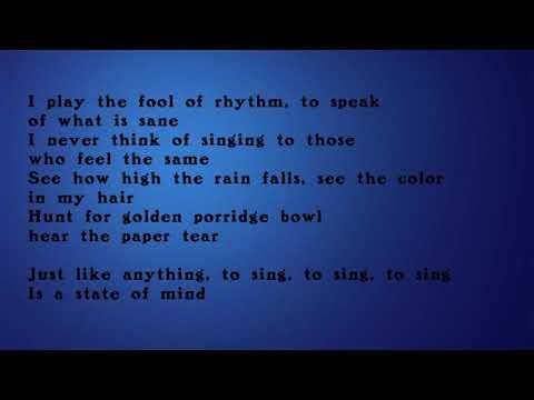 Jackson C. Frank [US, Folk Rock / Lyrics on Screen] Just Like Anything 1965