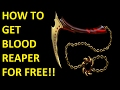 SHADOW FIGHT 2 HOW TO GET BLOOD REAPER FOR FREE!! NO ROOT! NO HACK!!