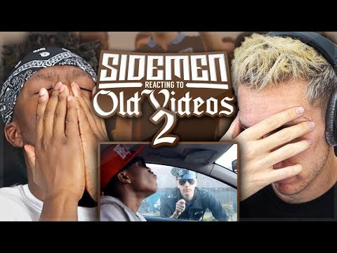 SIDEMEN REACT TO OLD VIDEOS 2!