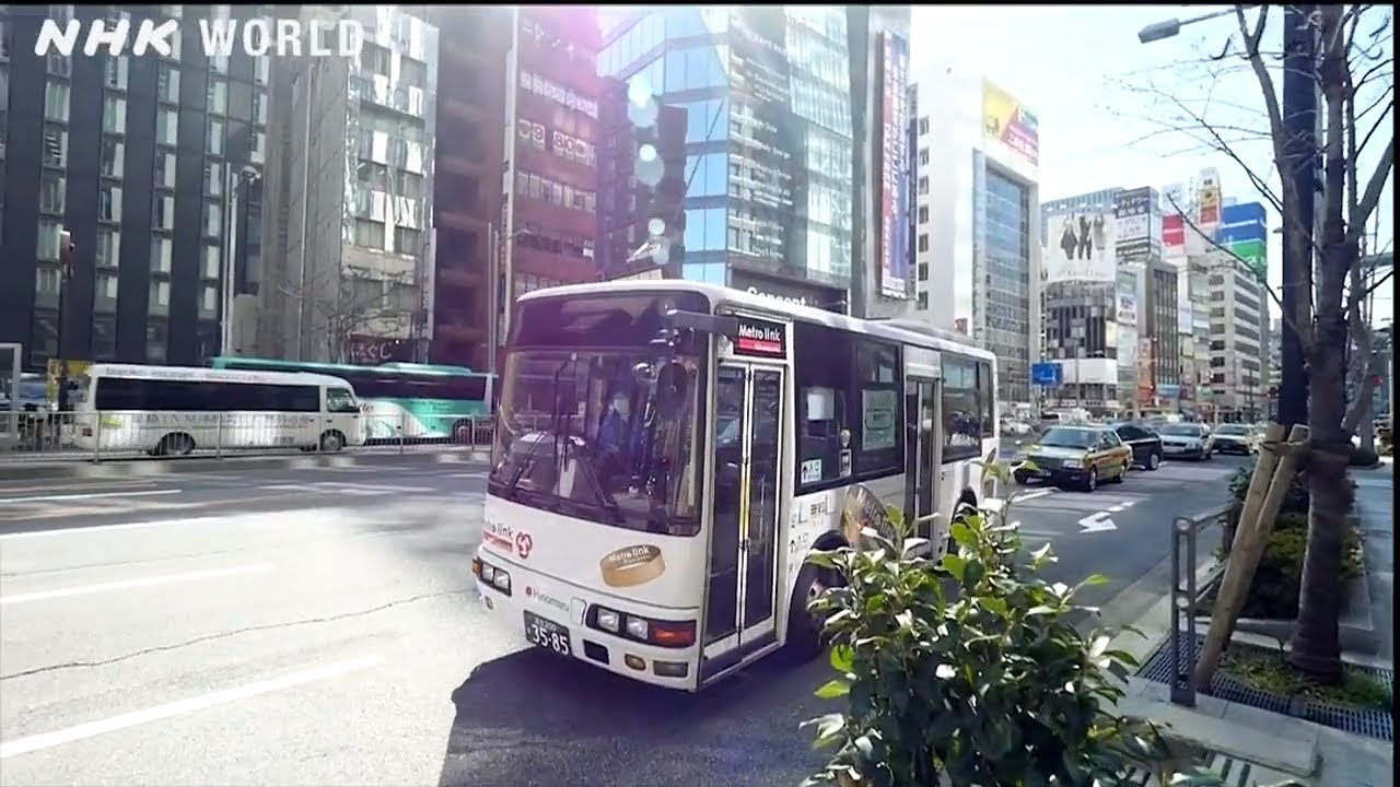 Photo of Downtown Free Ride [Buses] – #TOKYO [Japan] – video