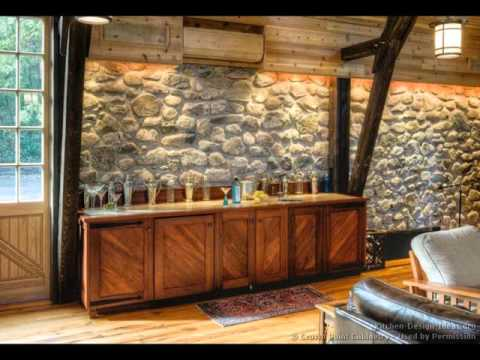 Perfect Stone Home Bars | Collection Of Stone Bar Design Ideas, Pictures