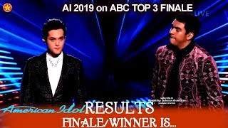 RESULTS The Winner Revealed  | American Idol 2019 Finale Results